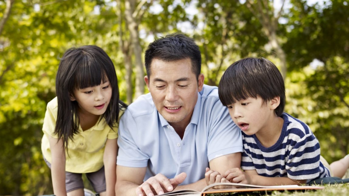 Let the children know themselves,Encourage independent learning,Parent-child relationship can not be ignored three communication skills