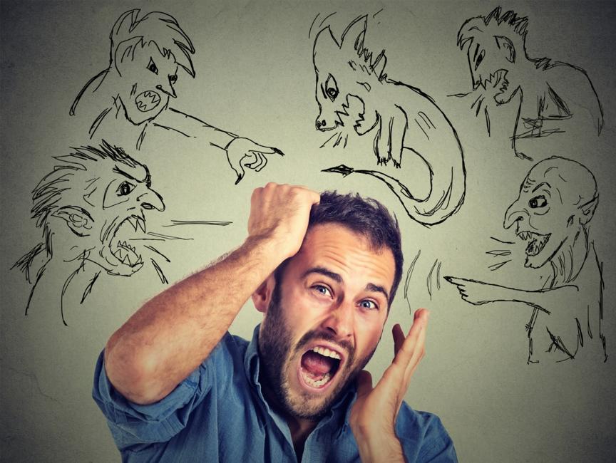 拯救社交恐懼症? 這兩大信念是人際關係問題的絆腳石