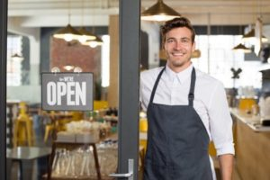 苓業-經營餐廳